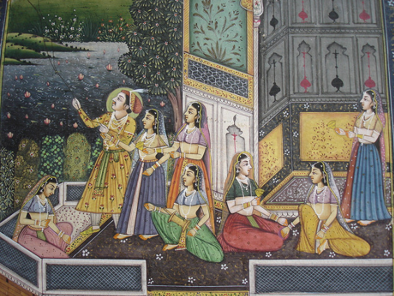 Ethnic Miniature Paintings     Ancient Art of IndiaAncient Indian Art Paintings