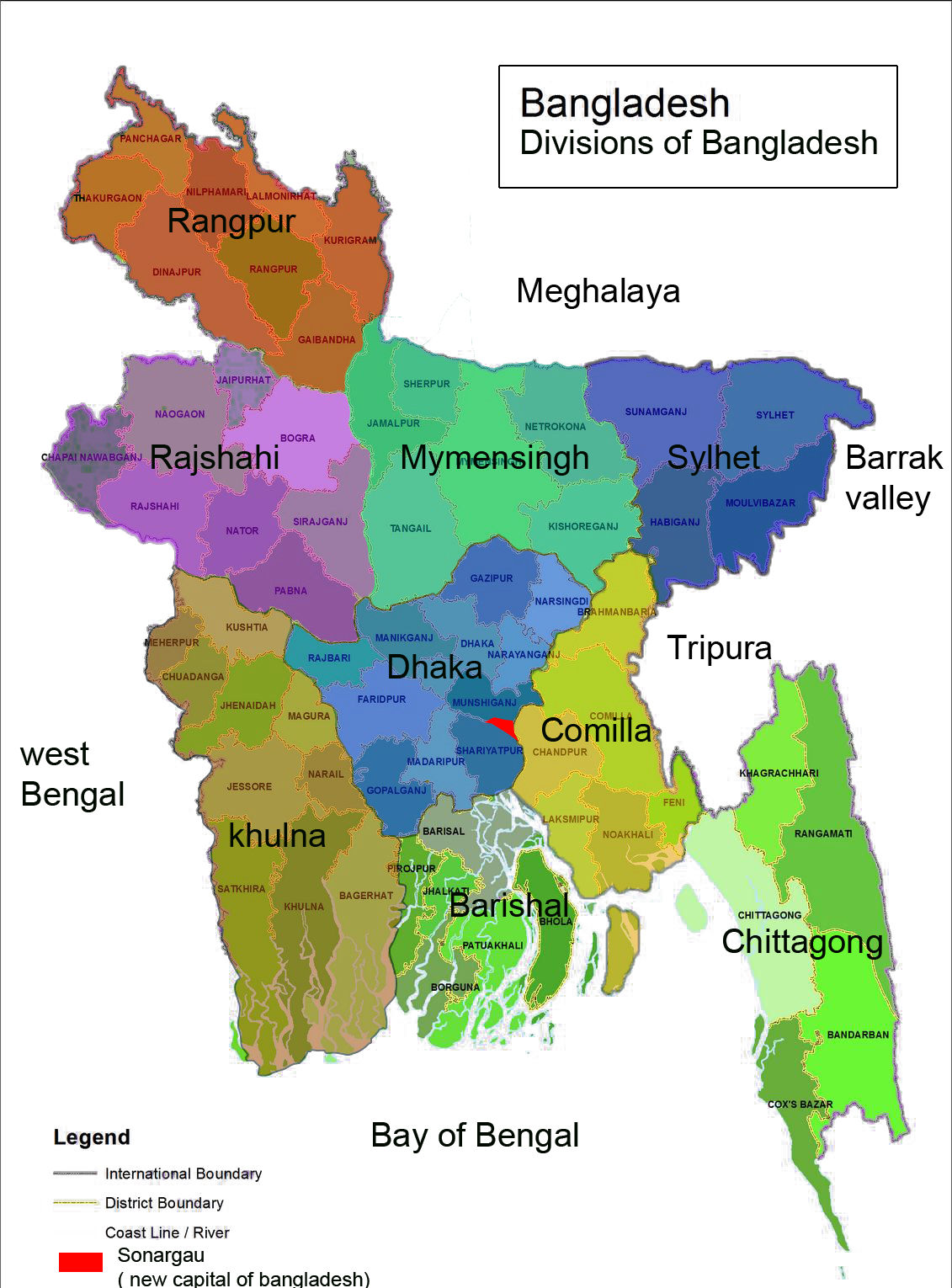 state environment of bangladesh Bangladesh - 2-bilateral investment agreements & taxation treatiesbangladesh - agreements this information is derived from the state department's office of investment affairs' investment climate statement.