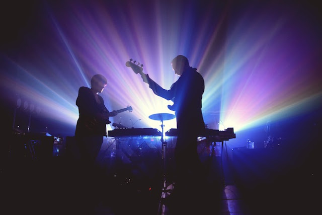 Video The XX con la Filarmónica de la BBC