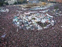 التحرير كان إسم ميدان .. أصبح للثوار عنوان