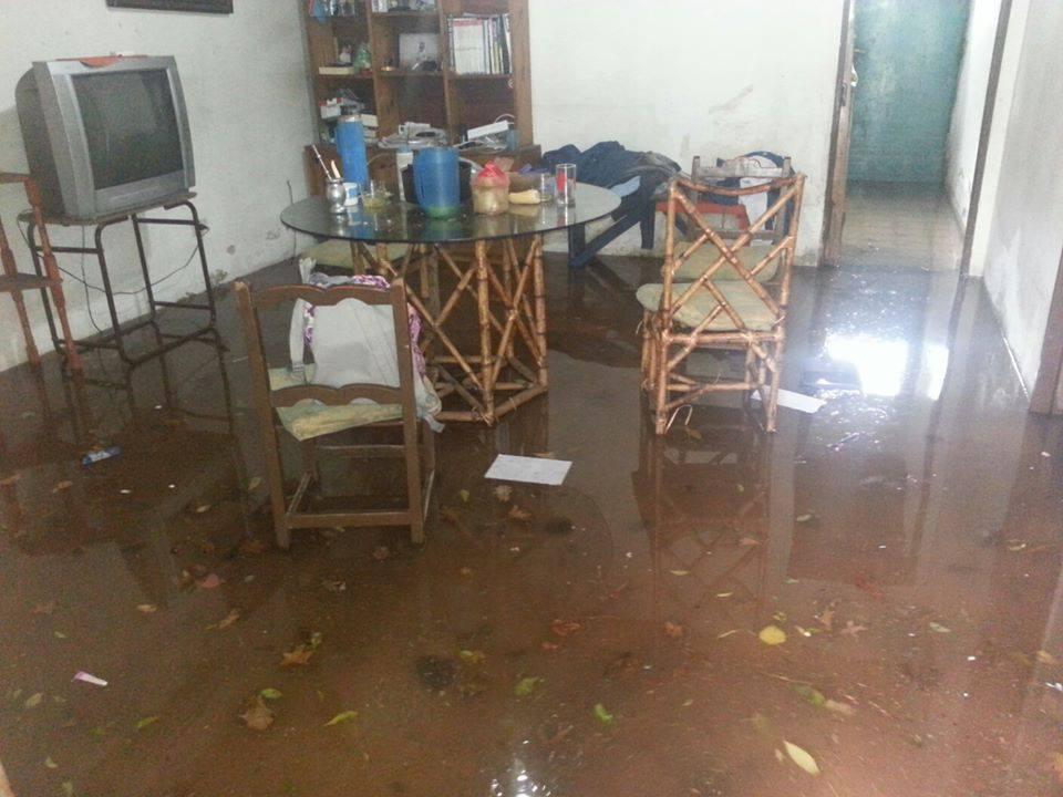 Temporal Sin Las Consecuencias Del Anterior Pero Volvieron A Inundarse Viviendas De Boulogne Y