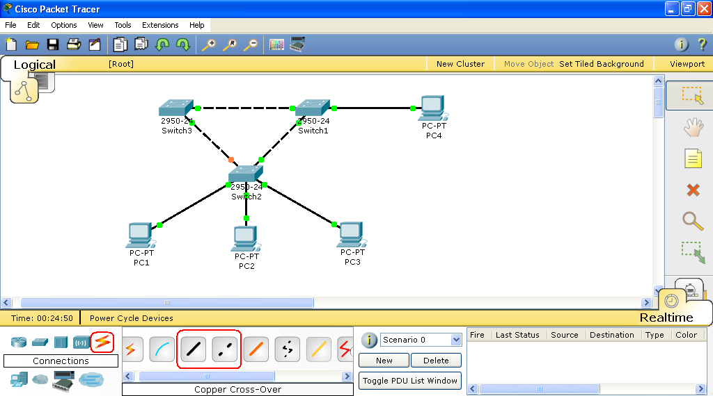 spanning tree protocol configuration pdf