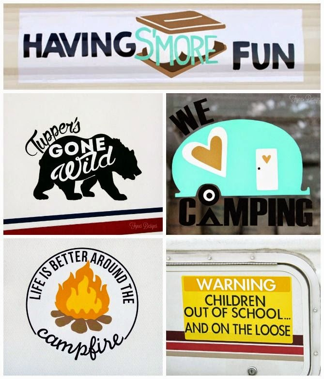 http://www.fynesdesigns.com/camping-decals-free-silhouette-cut-files