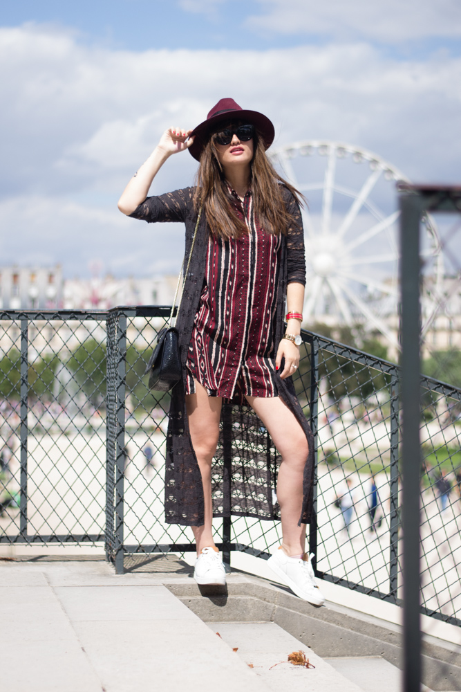 Blog Mode, Paris, Style, Look, Summer Style, Tally Weijl, Boohoo