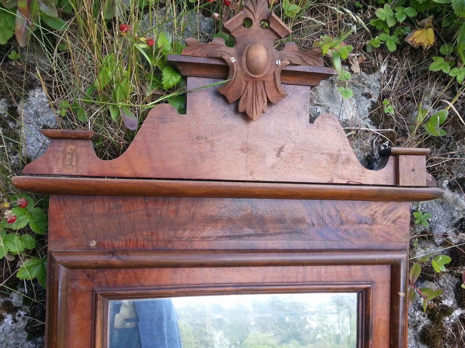 Gamle speil til salgs