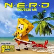 NERD (Ost. The SpongeBob Movie: Sponge Out of Water)