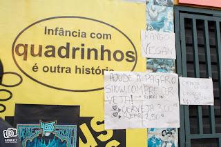 Goiânia, Test, Hocus Pocus, Rua, Black Metal,