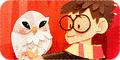 Ever Potter | O mundo bruxo em seu monitor