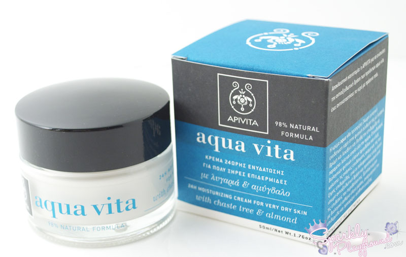 apivita aqua vita eye cream review
