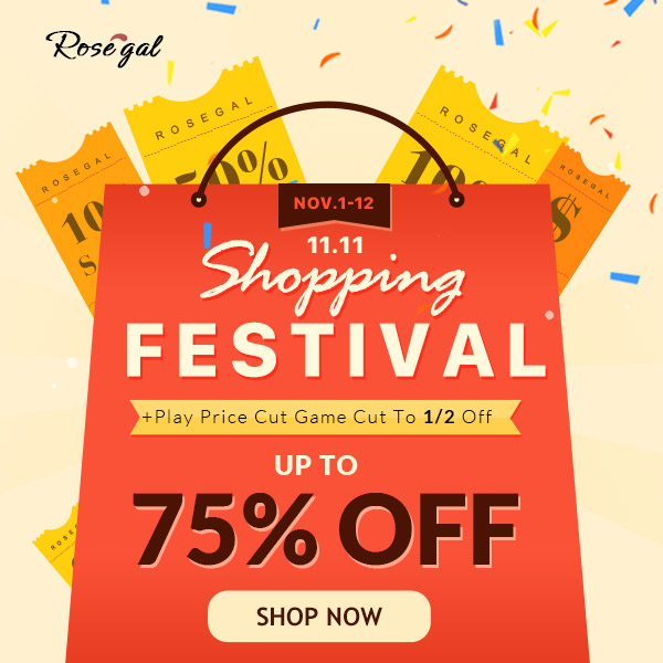 ROSEGAL SHOPPING FESTIVAL