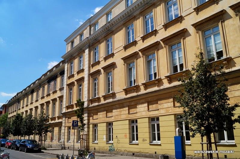 kamienica Krakowskie Przedmieście Warszawa