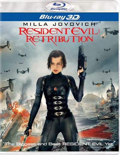 Resident Evil 5: Retribution (2012) BRRip 720p Dual Audio Hindi Dubbed 700MB