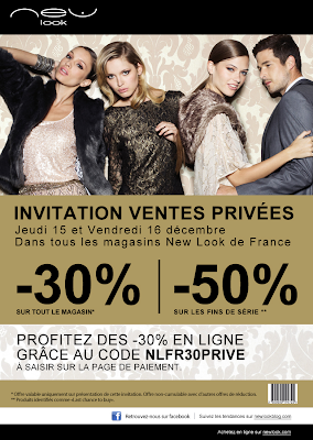 >Ventes Privées New Look