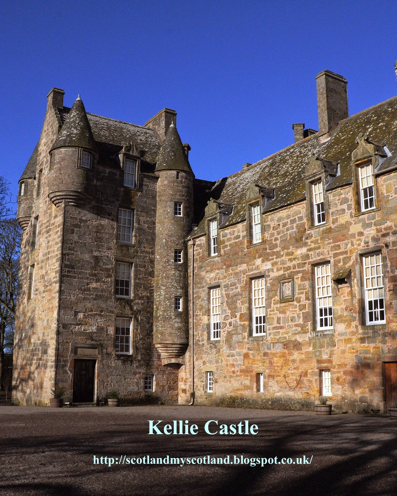 Kellie Castle Scotland