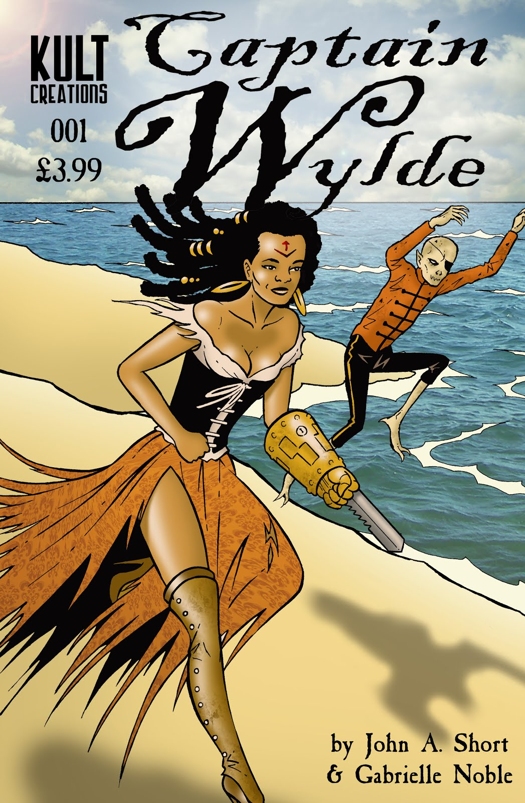 Buy CAPTAIN WYLDE 001 below!