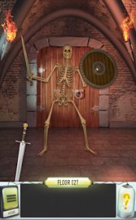 100 Locked Doors 2 soluzione livello 27 level 27