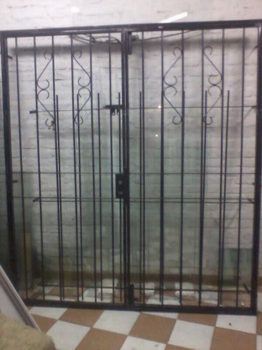 Aberturas ruta 21 rejas para puertas y ventanas for Aberturas de aluminio puerta ventana
