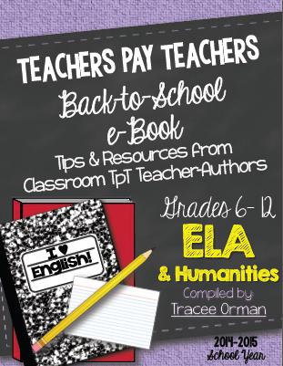 http://www.teacherspayteachers.com/Product/ELA-Back-to-School-Free-eBook-Grades-6-12-1382179
