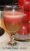 Tomato Basil Juice