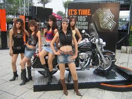Harley Davidson Thailand