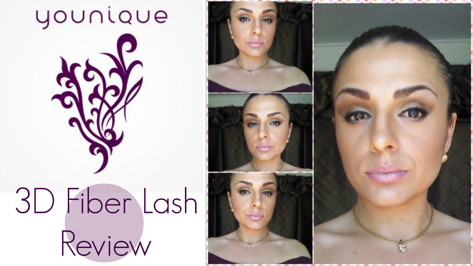 younique 3D fiber lashes, fiber lashes, eyelashes.get bigger lashes, fuller eyelashes, review,