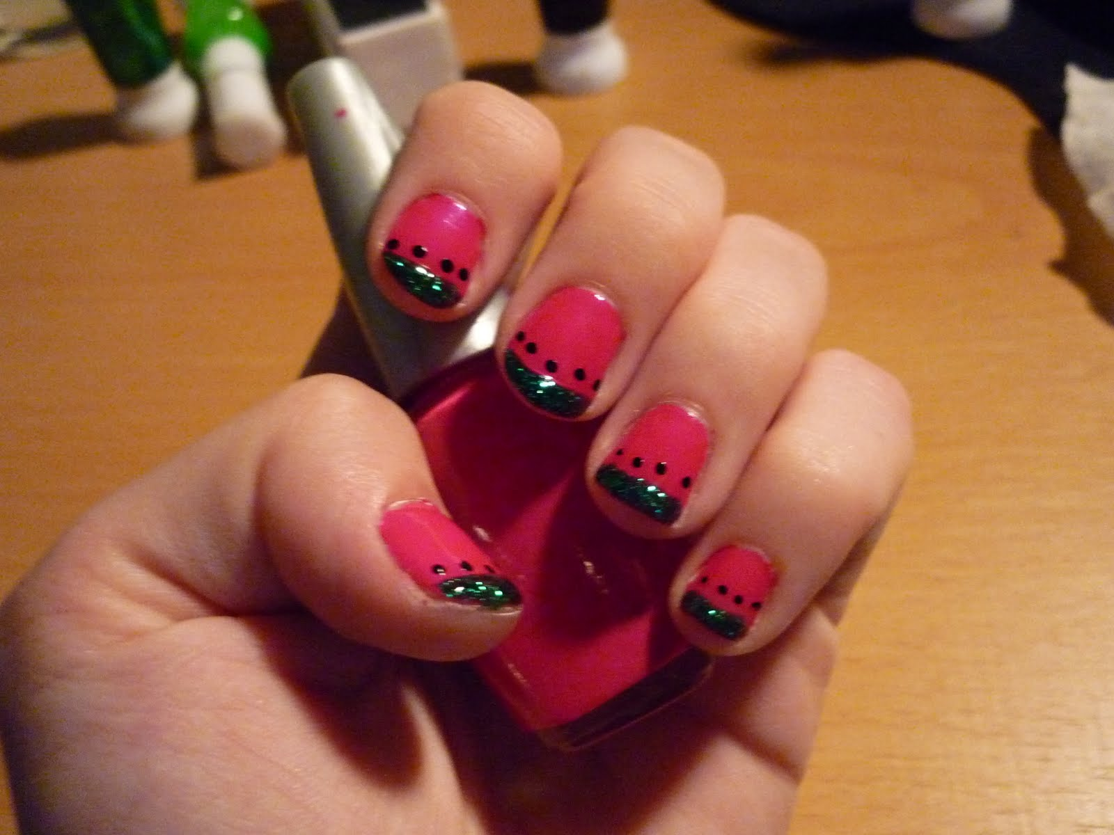 It\'s a girl thing: Recent Nail designs :)