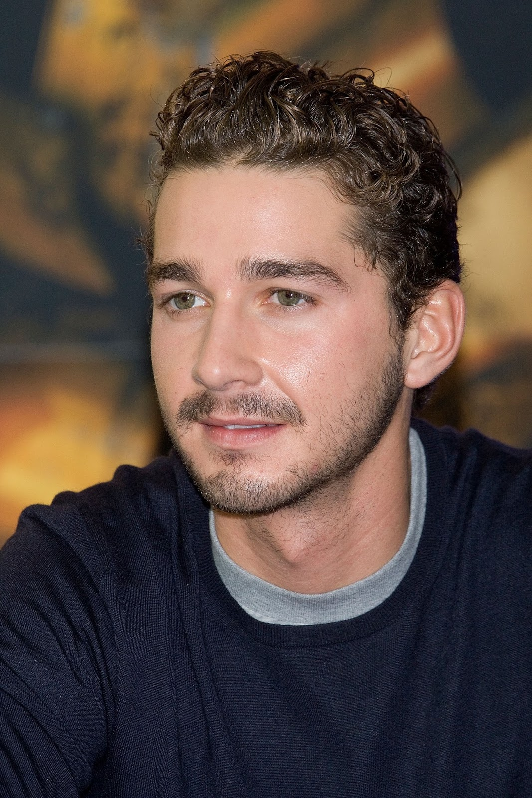 HD Photos of Shia LaBeouf & Megan Fox Promoting Transformers 2 in South Korea