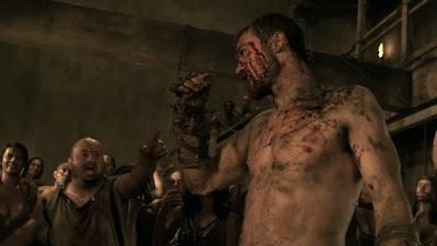 Spartacus - Temporada 1 - Ver Online - 1x04