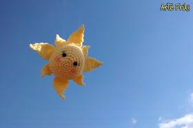 sol amigurumi patron gratis sun amigurumi free summer verano