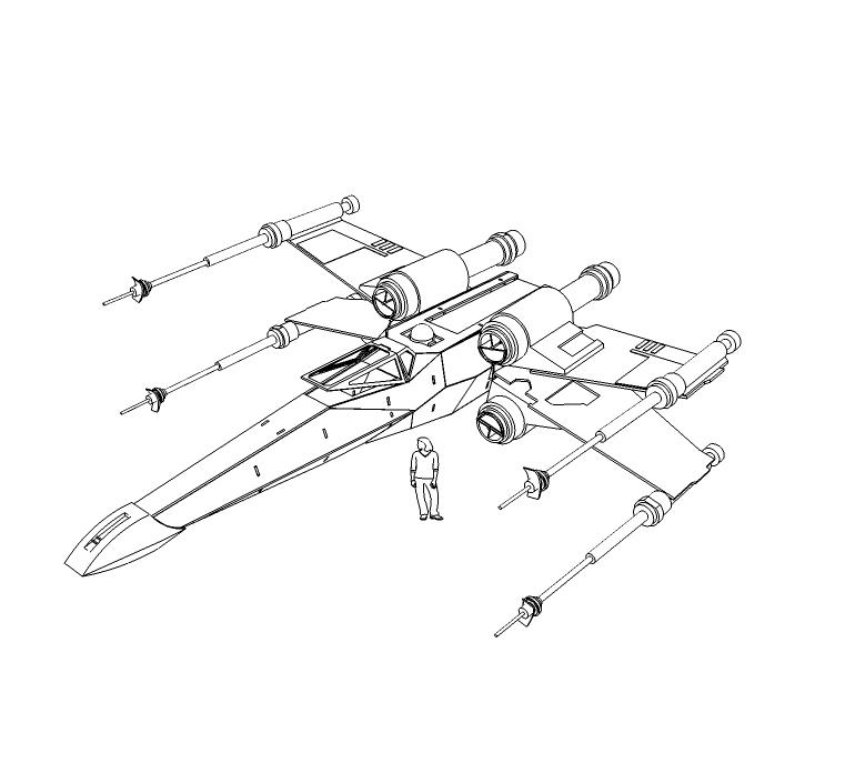 Customtecture: X-wing Schematics on tie interceptor schematics, at-at schematics, slave 1 schematics, minecraft schematics, y-wing schematics, a wing fighter schematics, halo warthog schematics, b-wing schematics,