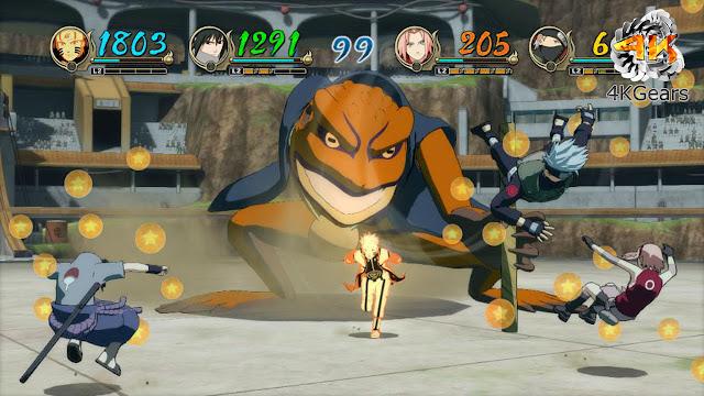 NARUTO SHIPPUDEN: Ultimate Ninja STORM Revolution Free Download