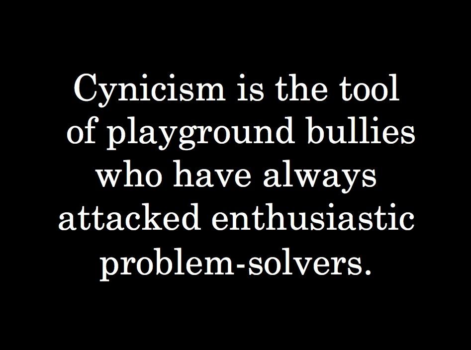 Image result for cynicism
