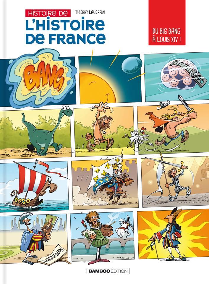 """Nouveau !... """"Histoire de l'Histoire de France"""""""