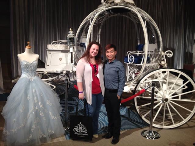 The 2013 Disney Bridal Show Recap (Via Social Media)