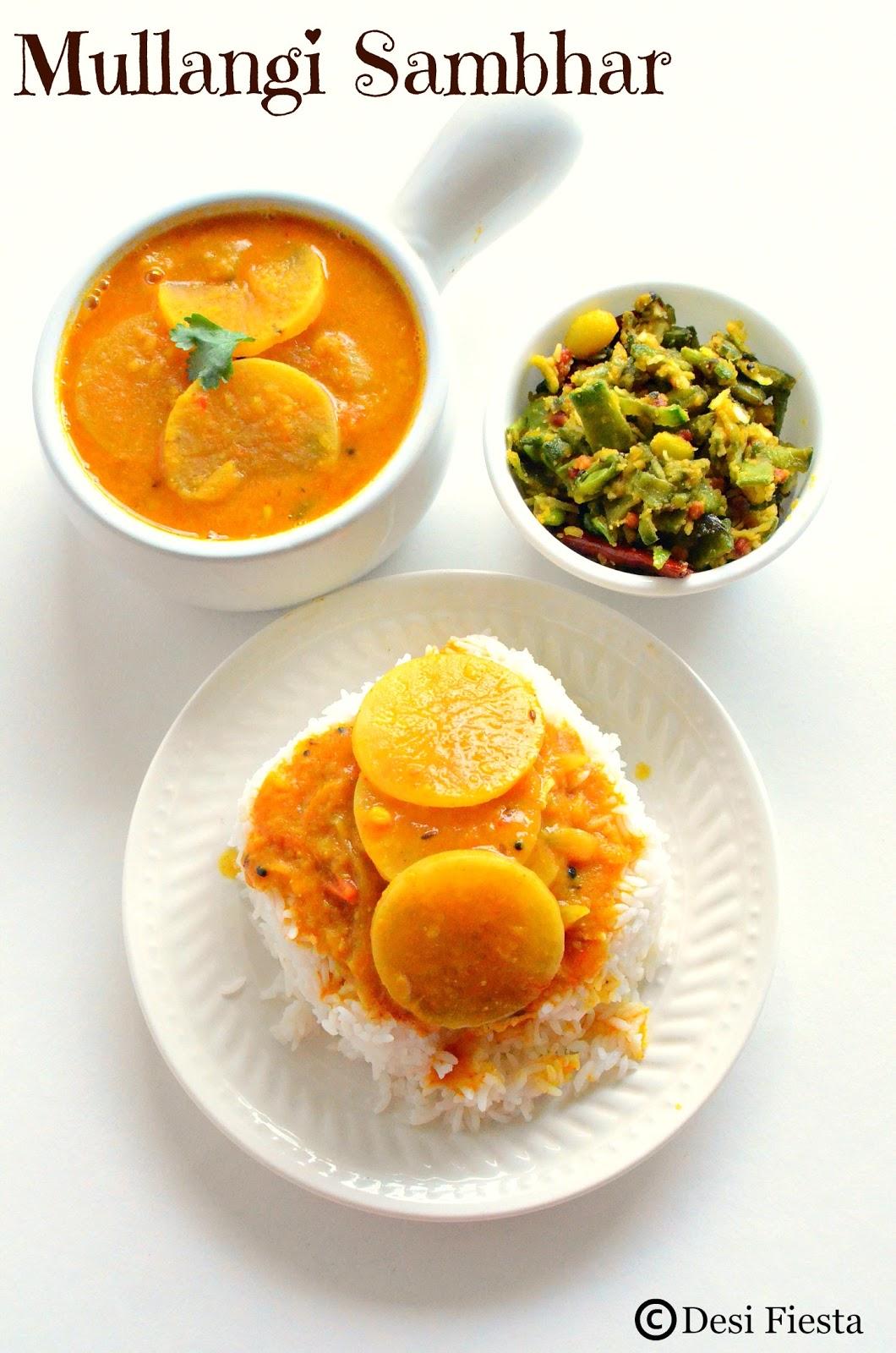 How to make sambhar Recipe?