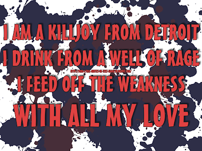 Peacemaker - Green Day Song Lyric Quote in Text Image