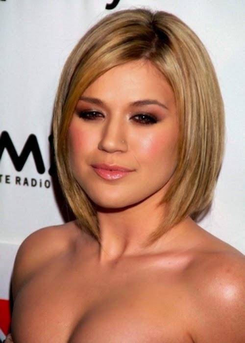 cortes de pelo peinados modernos y actuales cortes de pelo para cara redonda - Corte De Pelo Moderno