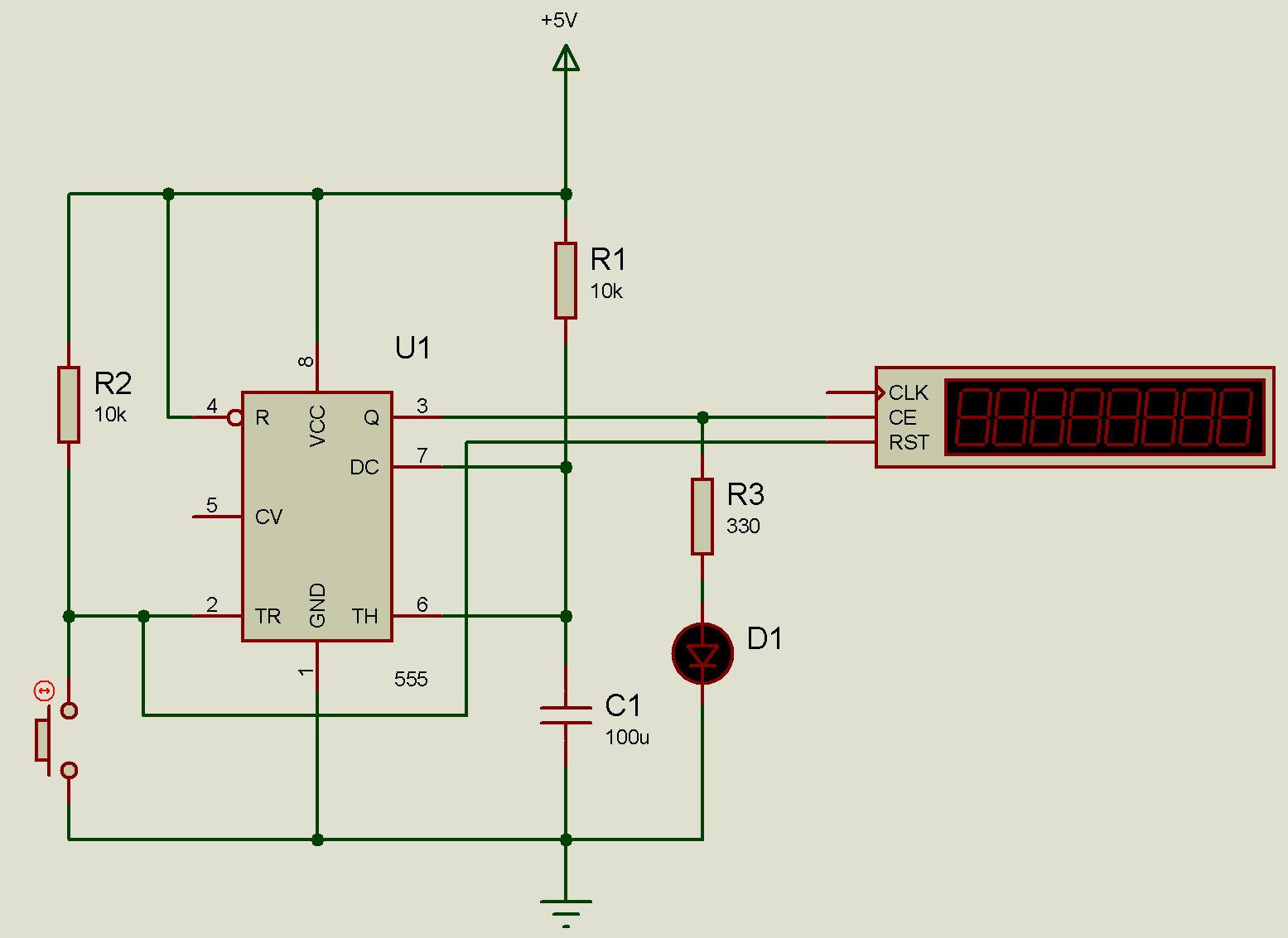 Circuito Modulator Ask Con 555 : Ferrara sauret laboratorio actividad n° astables