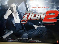 Don 2: 2012 Hyundai Sonata car chase scene video