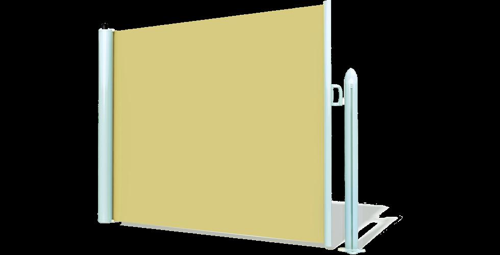 Toldos campos lateral con cofre for Anclajes para toldos