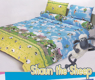 Fata Shaun the Sheep