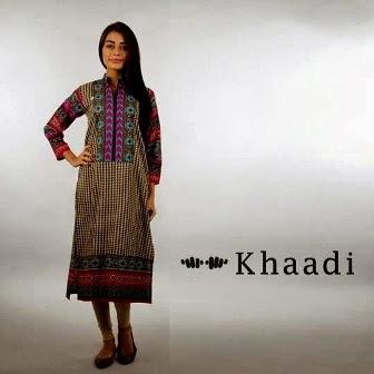 Khaadi Formal Dresses 2014
