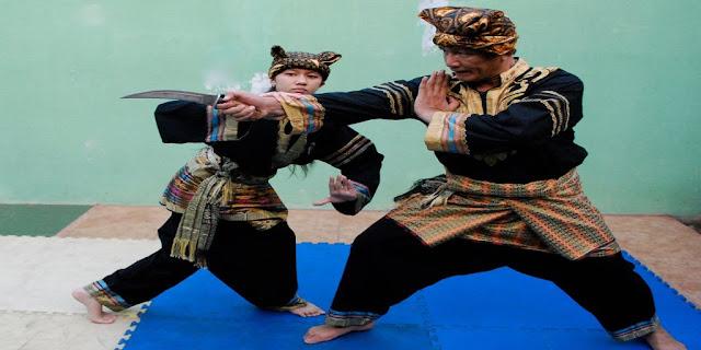 Gerak Dasar Silat Tradisional Minangkabau