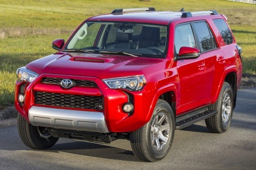 2014 Toyota 4Runner Owners Manual Pdf