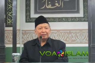 Hamzah Haz: Aparat yang Salah Adili Ustadz Ba'asyir bisa Masuk Neraka