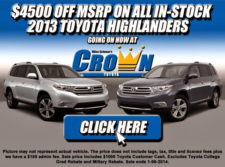 http://crowntoyotaoflawrence.com/Lawrence-Kansas/For-Sale/New/Toyota/Highlander/?FilterNewMakes=0