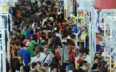 Más de 10.000 personas disfrutan del II Salón del Cómic Manga de Alicante