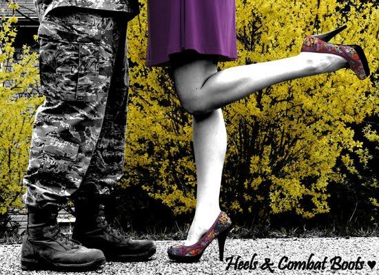 Heels and Combat Boots