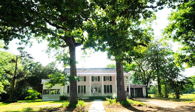 ANTEBELLUM HOME ON BEAUTIFUL LAND IN BROOKHAVEN, MISSISSIPPI