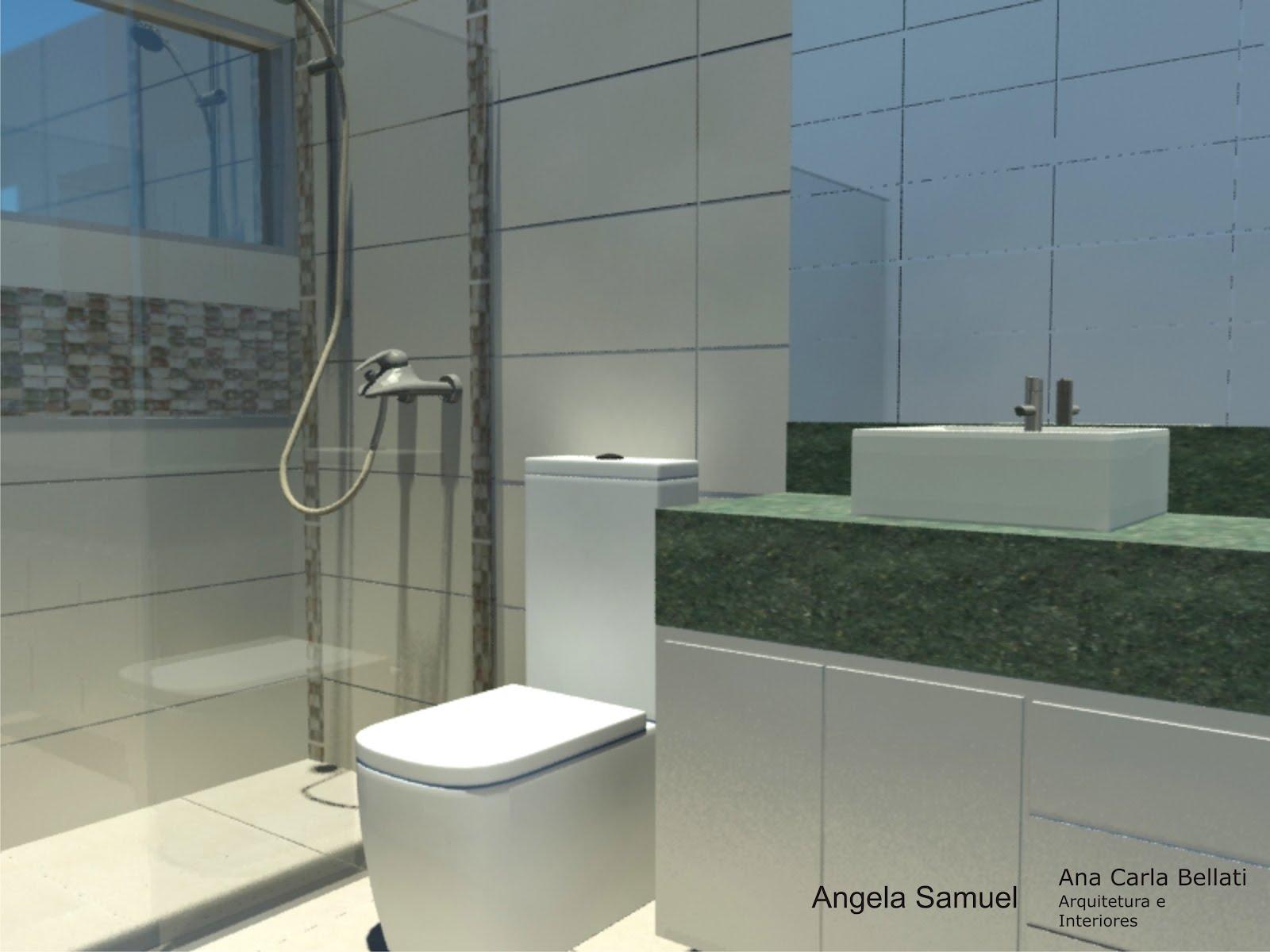 arquitetura atelier: REFORMA DE BANHEIRO APARTAMENTO VL. MONUMENTO #838048 1600 1200